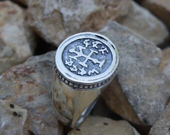 Silver Ring - The Winner