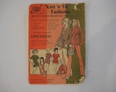 Knit 'N' Fit Fashions by Else California-Multi Style Pattern or Dresses-Uncut