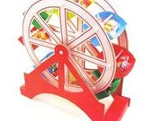 ferris wheel candy holder for circus carnival party