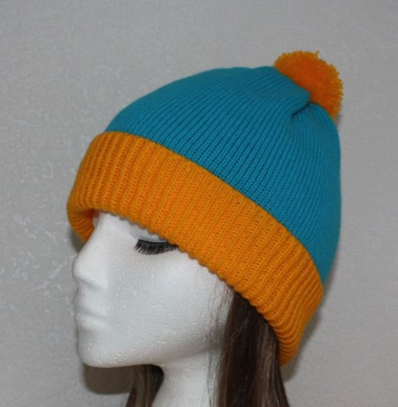 Eric Cartman from South Park Pompom Beanie Hat