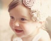 Sweet Baby Mia- Polka Dots and Chocolate
