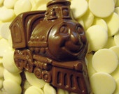20 Milk Chocolate Thomas Large Train Lollipops 6 inch sticks