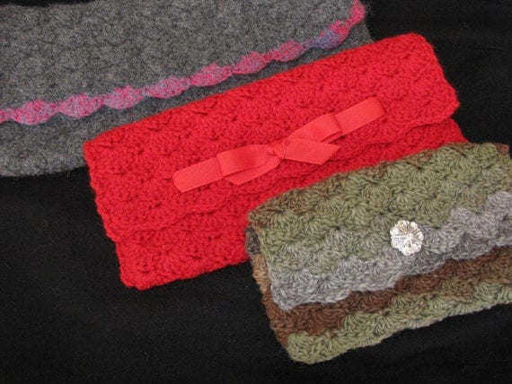 Crochet Clutch Bag Pattern : Unavailable Listing on Etsy
