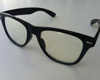 RAVE Black light show glasses