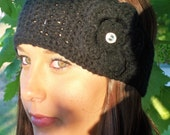 Stellar Earwarmer/Headband, any size, any color