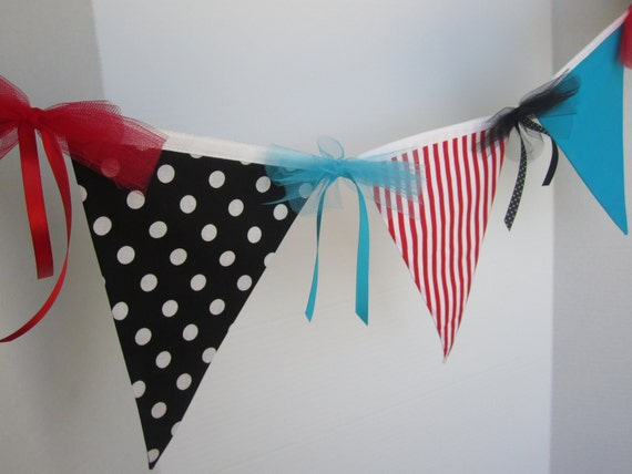 Cat In The Hat Party Decoration Or Bedroom Decor 10 By Favorwrap