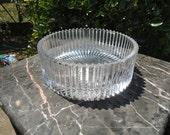 Vintage Decorative Glass Candy Dish