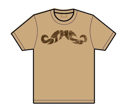 CLOSEOUT - Phish Stash lyric tee shirt - silkscreened original artwork - Trey, hippie, 420, lsd
