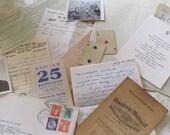 Meduim Grab Bag Vintage Paper Ephemera