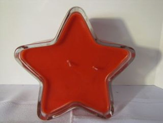 Star candle - clearance