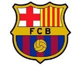 Football Club Barcelona Cross Stitch Pattern - FCB