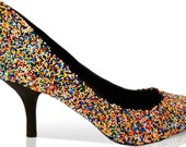Sprinkles Statement High Heels
