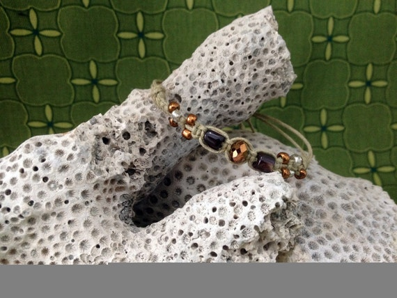 Earth-Tone Childs Bracelet