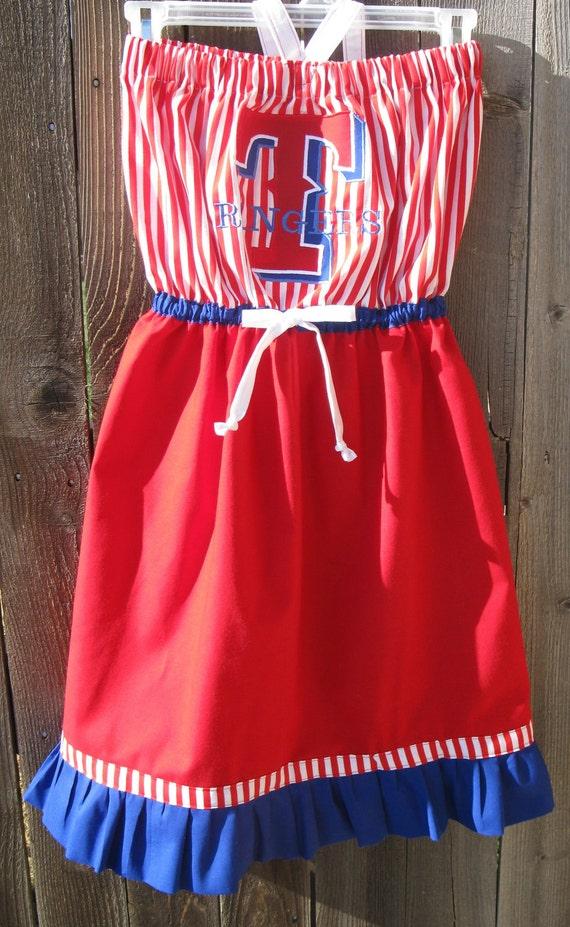 Texas Ranger Gameday Dress