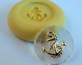 ANCHOR Sailing Boat Flexible Silicone Mold