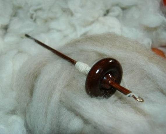 Handmade Top whorl Drop Yarn Spindle 0.8oz. GREAT DEAL