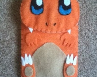 Charmander 3DS Felt Case