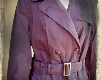 S A L E   ///   SPY   ///    Womens Trench Large