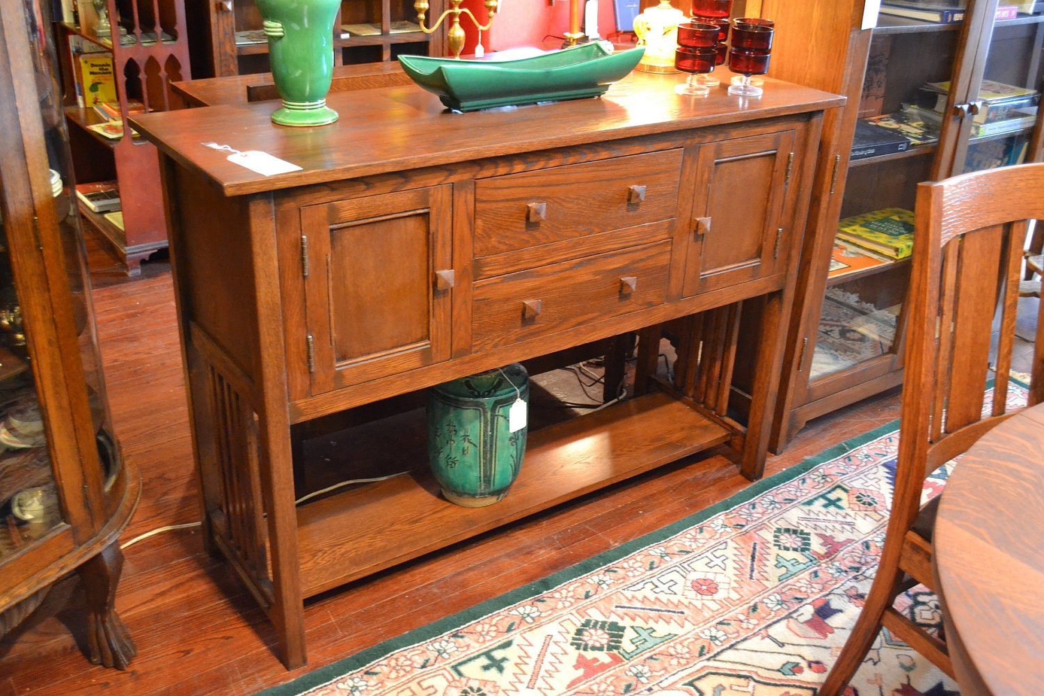 Stickley dining room tables