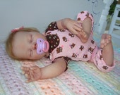 Reborn Baby Doll Heather Weighted girl or boy you choose