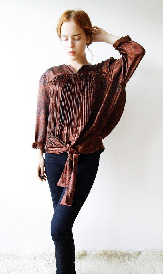 Women'S Oriental Blouse 41