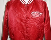 RESERVED: Rare Vintage Detroit Red Wings Jacket XL