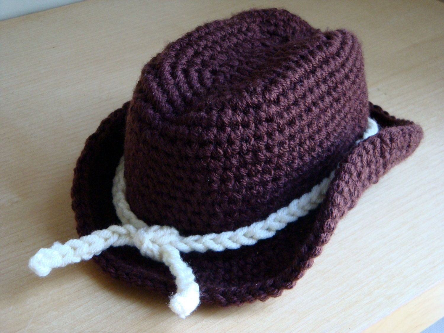 Free Crochet Cowboy Hat Pattern For Adults : related pictures cowboy crochet hat pattern crochet free ...