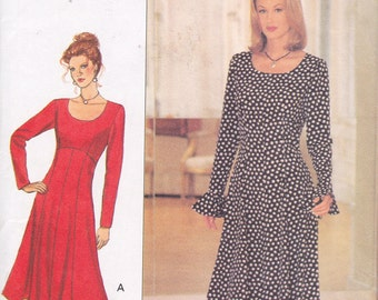 Butterick 3223 Misses' Dress Pattern, UNCUT, Size 6-8-10, Wedding, Evening Wear, Fashion
