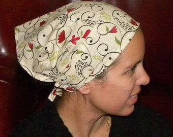 Headcovering Convertible Headband Pattern
