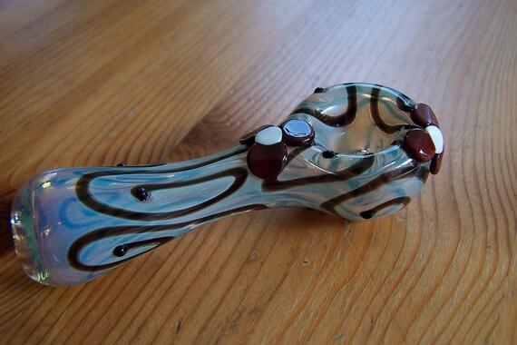Glass art/ tobacco pipe