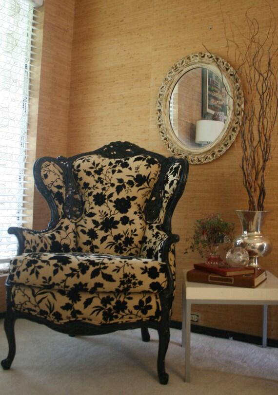 Modern Victorian Chair