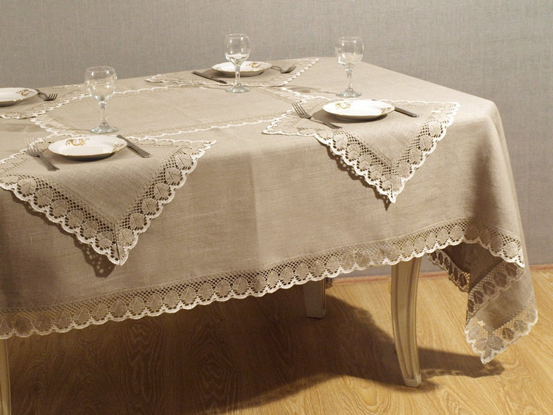 Slate Grey Italian Linen Oval Tablecloth. Not all linens are created equal. The Italian linen Huddleson uses to make our napkins, tablecloths, placemats and runners is the finest quality available. The result is a collection of table linens that look better, feel better, absorb better, wash .