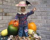 Scarecrow Halloween Costume for American Girl