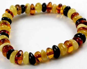 Baltic Amber Bracelet Adult