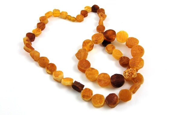 Baltic Amber Necklace and Bracelet