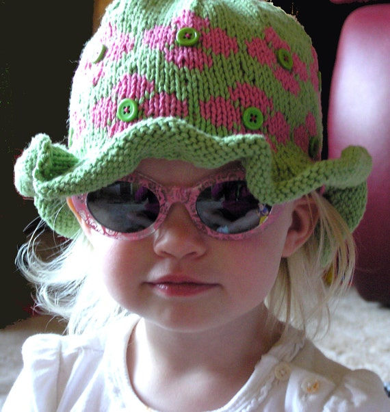 Fun Colorful Easy Knitting Pattern For Child S By