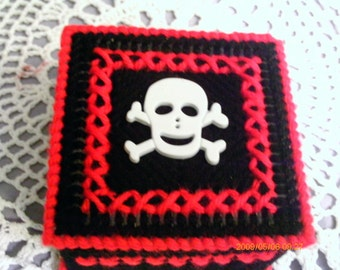 Pirates Trinket Box / a ghostgap design