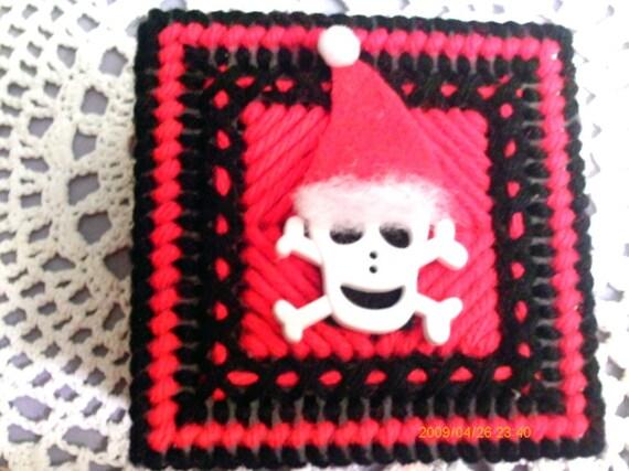 Santa Pirate's Trinket Box