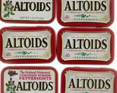 6 Altoid Tins For All Of Your Creative Projects
