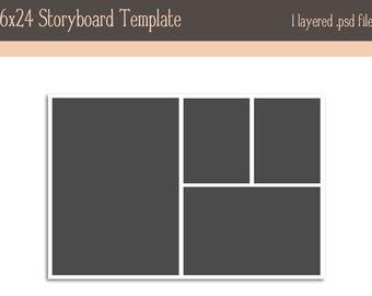 16x24 Storyboard