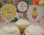 CUSTOM Toppers - Spring is in the Air Easter Collection - BellaGrey Designs