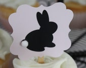 CUSTOM Toppers - Vintage Peter Cottontail Easter Collection - BellaGrey Designs