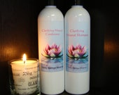 FREE SHIPPING - Custom Shampoo and Conditioner Set - U Pick The Scent