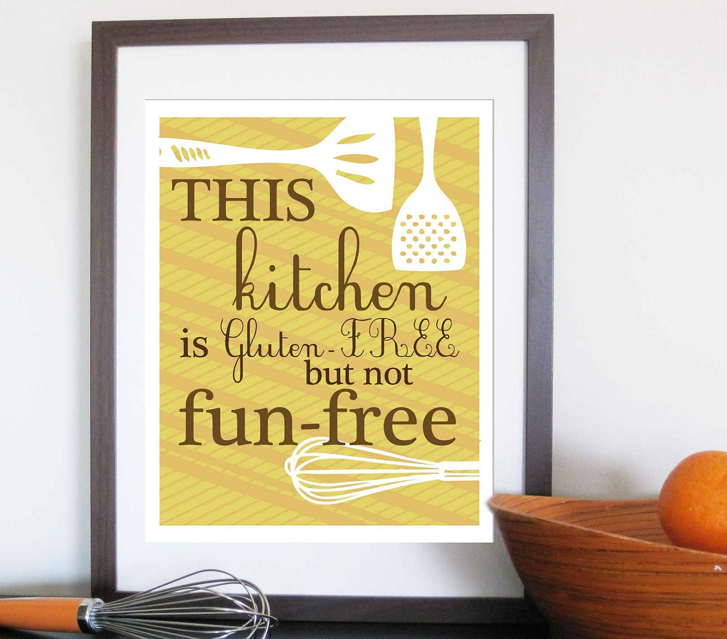 For Kitchen Art House Hunting Dreaming Of Gluten
