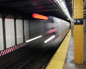 L Train, New York City, 2007