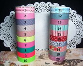 New patterns washi tape 5 yards from 20 patterns