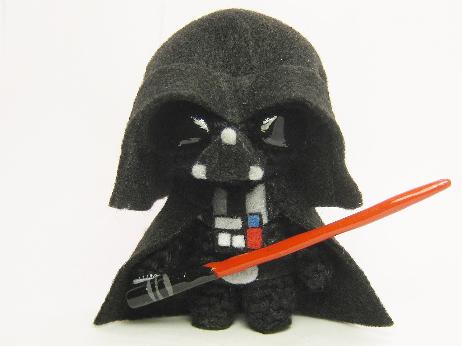Crochet Darth Vader Star Wars Amigurumi Doll by ...