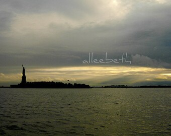 Lady Liberty, NYC Harbour