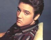 Cross Stitch Pattern - Elvis Presley 4 -  PDF -  Instant Digital Download - SALE