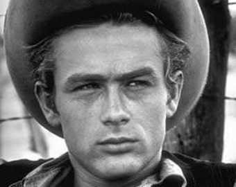 Cross Stitch Pattern - James Dean 1 -  PDF -  Instant Digital Download